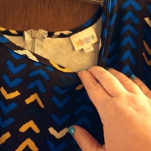 "LuLaRoe ""Amelia"" Baby Doll dress with POCKETS!"